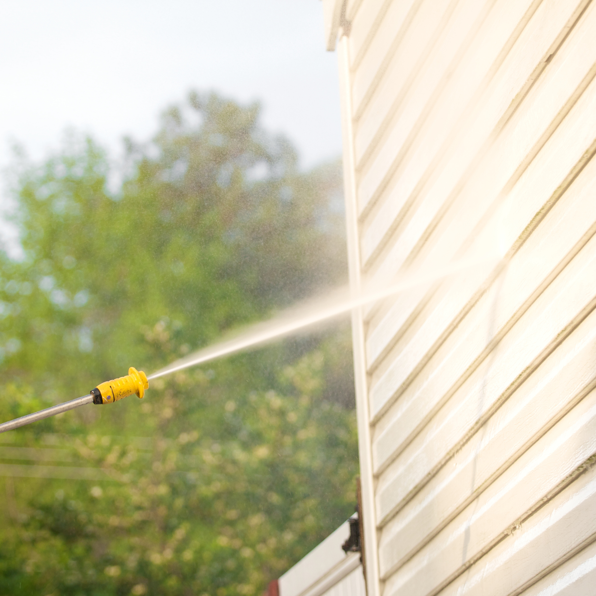 Power Washing Guide (continued)