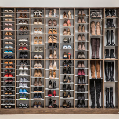 Shoe Storage Solution Worthy of Your Holiday Wish List